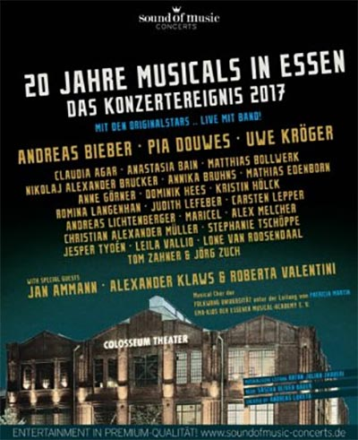 Musical gala next week in Germany!